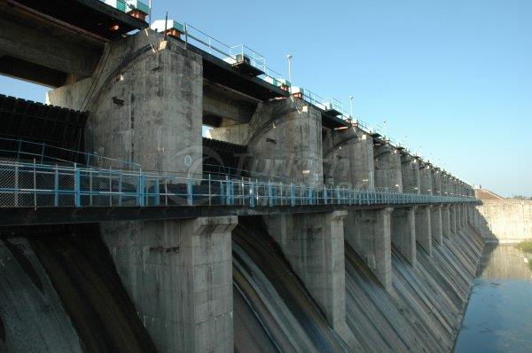 Dam Floodgate Hydraulic