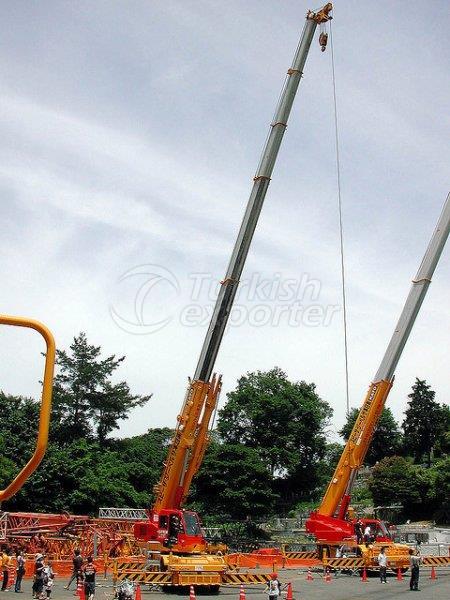 Hydraulic Crane