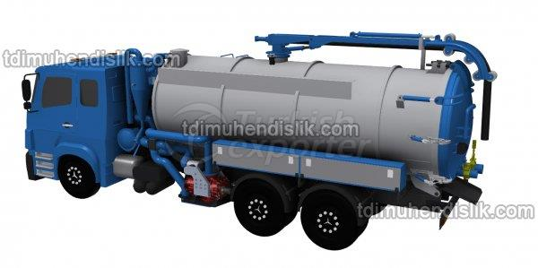 Sewage Suction Truck VB Series