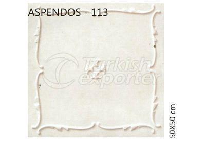 EPS Ceiling Aspendos - 113