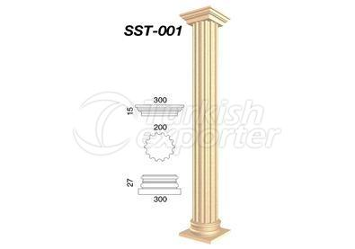 Coloumn SST-001