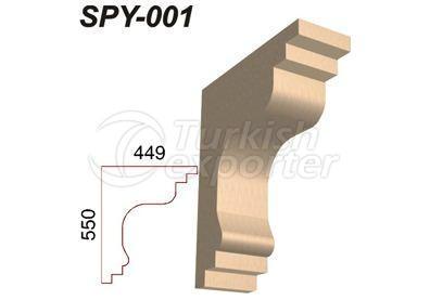 Props SPY-001
