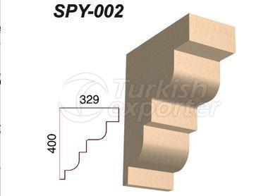 Props SPY-002