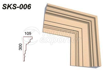 Floor Cordons SKS-006