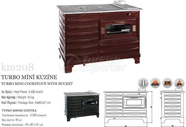 Turbo Mini Cookstove km2083