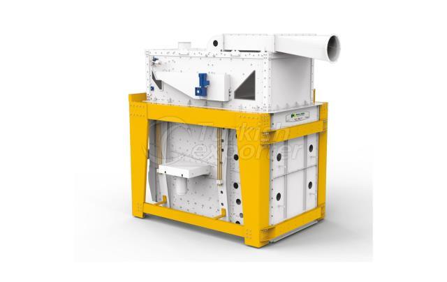 High Capacity Grain Separator