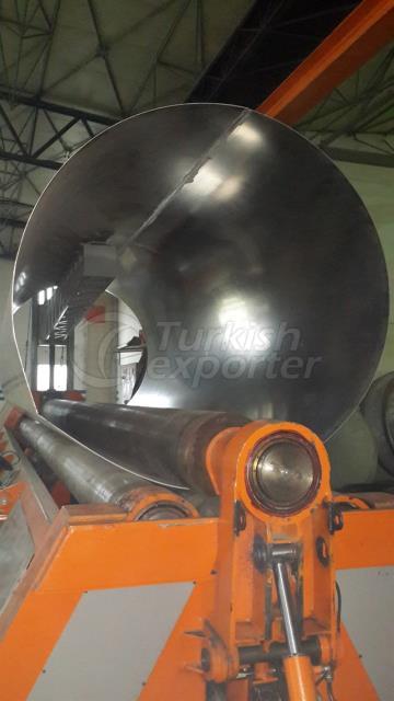 Aluminum Semitrailer