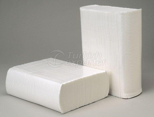 Z Inter Folded Towel