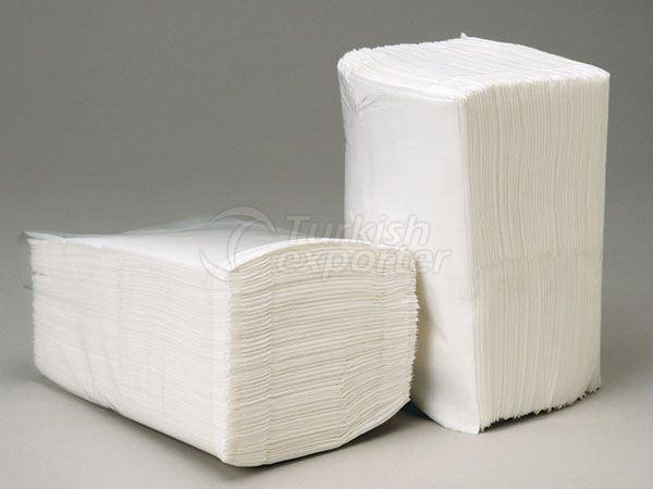 C Inter Folded Toilet Paper