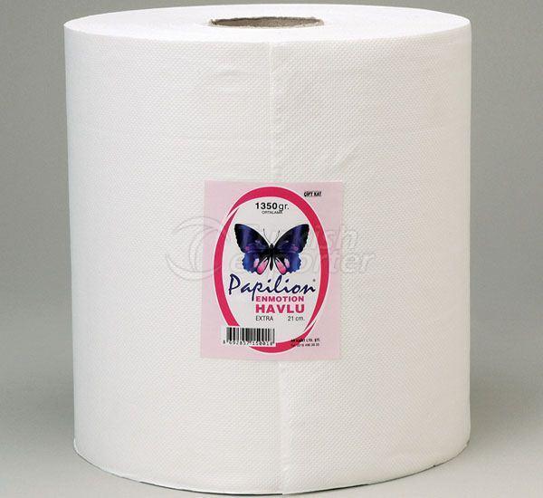 21 cm. Electronic Dispenser Roll Towel