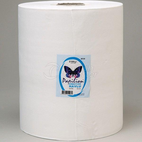 25 cm. Electronic Dispenser Roll Towel