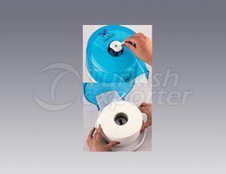 Center Pull Toilet Tissue Dispenser