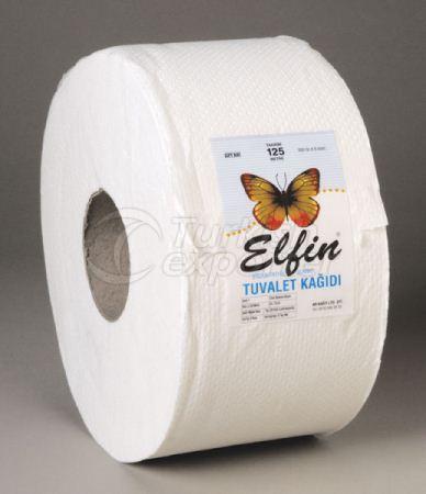 110-125 m. Jumbo Roll Toilet Paper