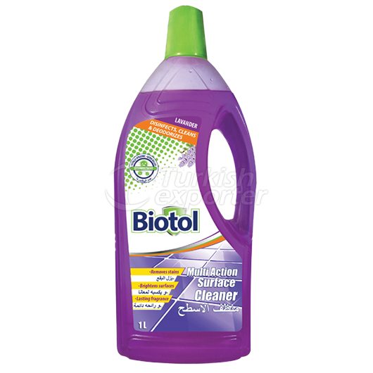 Multi Purpose Surface Cleaner Biotol 1 Lt