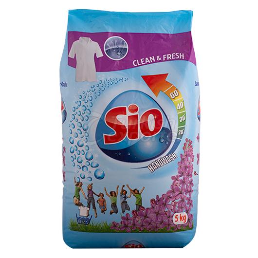 Laundry Detergent Hand Wash Sio 5Kg