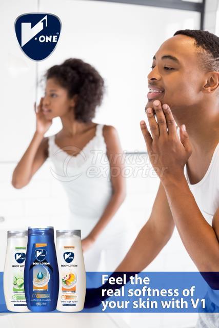 V1 Body lotion