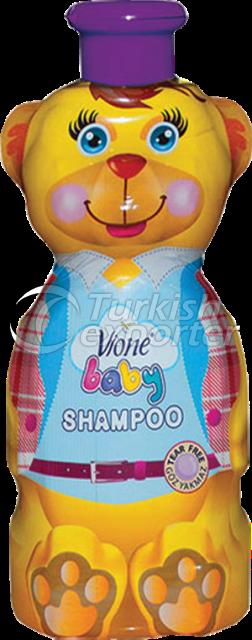VIONE  Teddy Bear Baby Shampoo 500