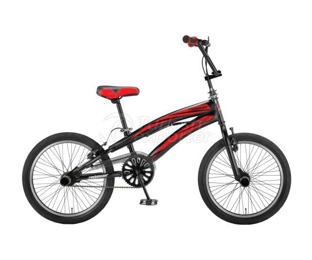 Bikes BMX 2023 50 REDPOWER