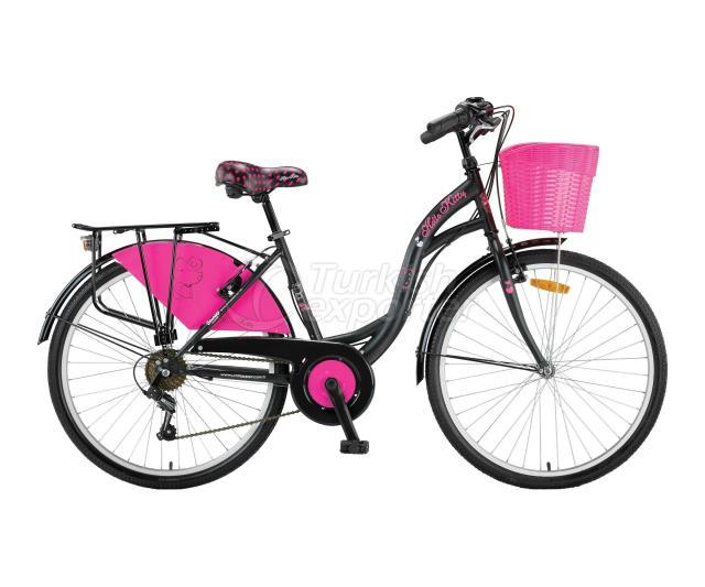 Bikes 2416 HELLO KITTY