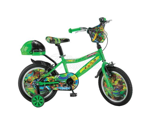 Bikes 1645 NINJA TURTLES