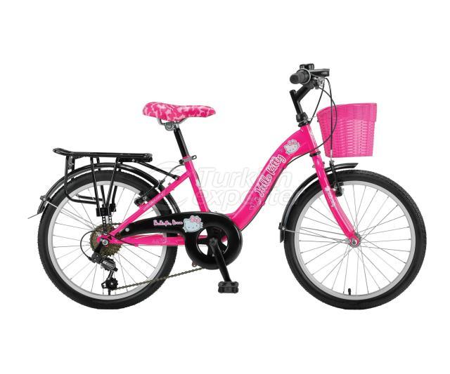 Bikes 2026 HELLO KITTY