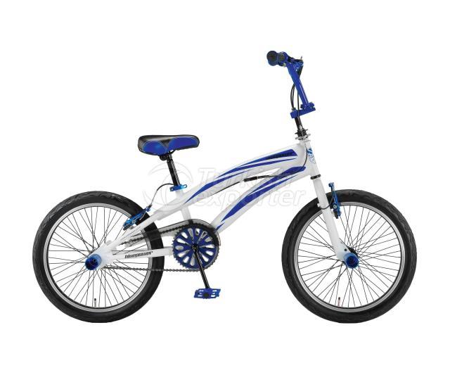 Bikes BMX 2023 60 BLUEPOWER