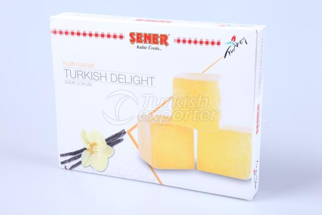 Plain Turkish Delight