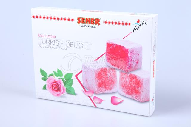 Delight with Rose Flavour