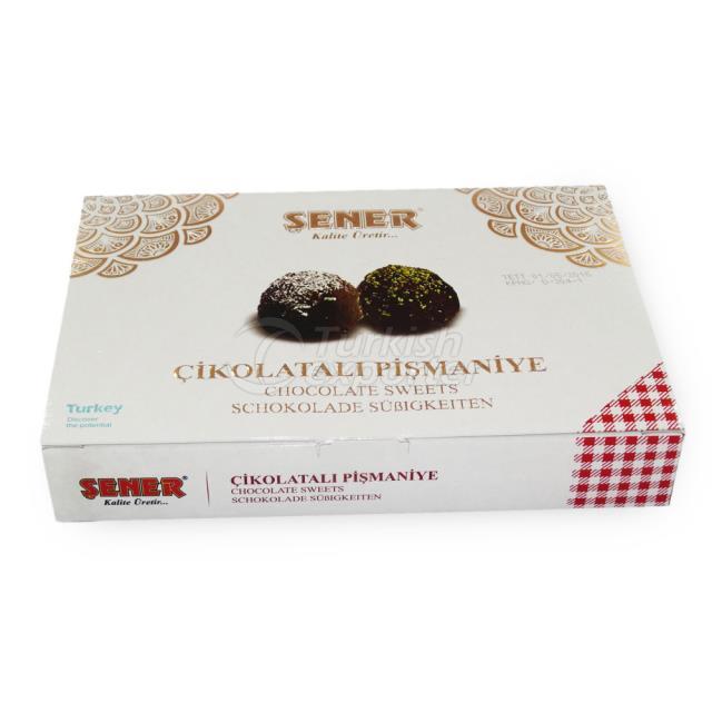 Chocolate Turkish Fairy Floss