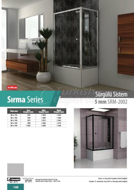 Shower Cabin Sliding Sırma