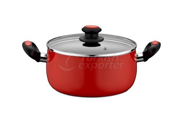 Nonstick Casserole Saucepan