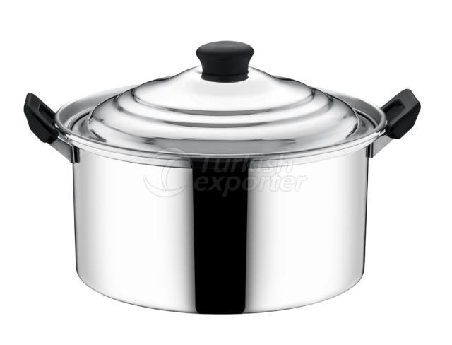 Aluminum Saucepan