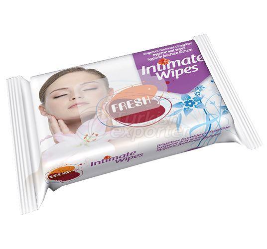 Intimate Wet Wipe