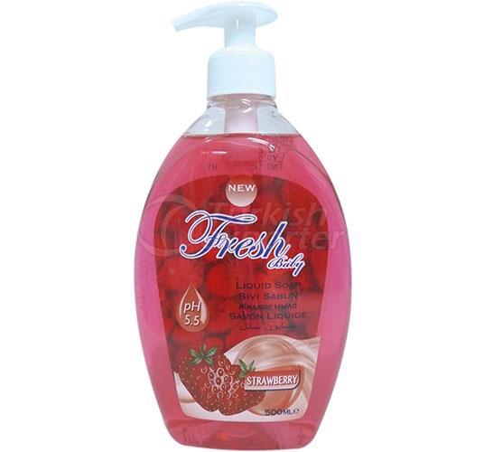 FRESH BABY LİQUİD SOAP STRAWBERRY