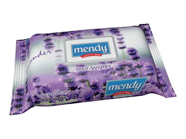 Mendy - Wet Towel Lavender