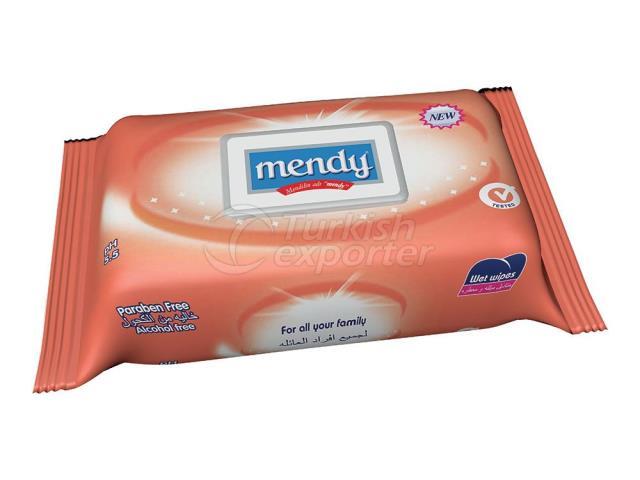 Mendy - Wet Towel 100 Pcs