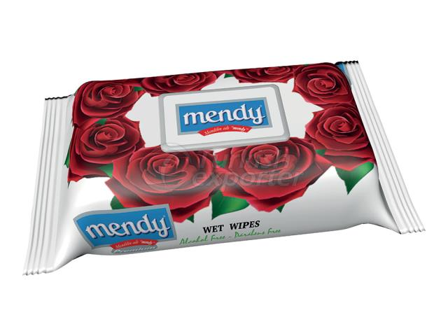 MENDY ROSE 1 WET WİPES / TOWELS