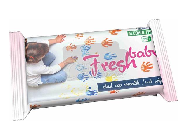 Fresh Baby - Baby Wet Wipe