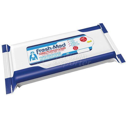 Fresh Med - Adult Wet Towels