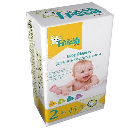 Fresh Baby - Mini Baby Diapers