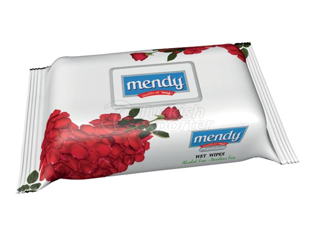 MENDY ROSE 3 WET WİPES / TOWELS