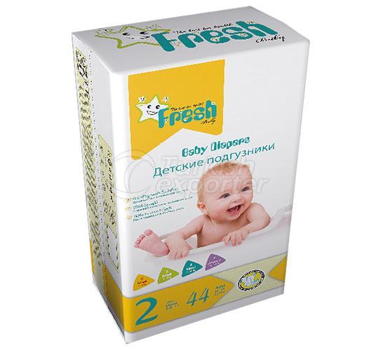 FRESH BABY 2 MİNİ DİAPER