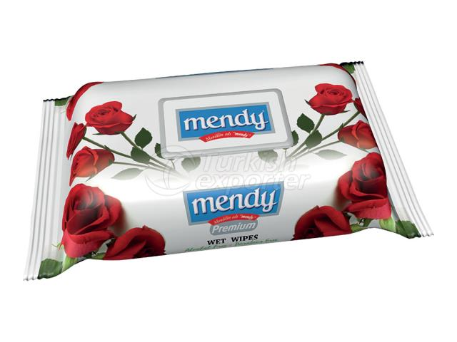 MENDY ROSE 2 WET WİPES / TOWELS