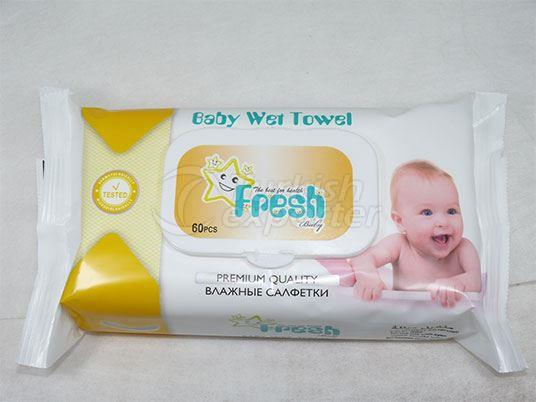 Fresh Baby - Baby Wet Towels