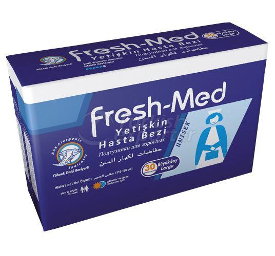 Fresh Med - Adult Diapers Large