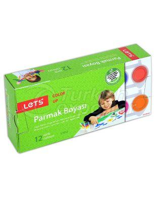 Finger Paint Lets L-5512