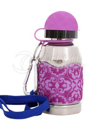Stainless Steel Water Bottle Lets L-9300