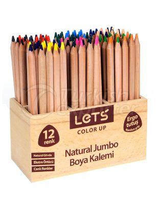 Coloured Pencils Lets L-4060