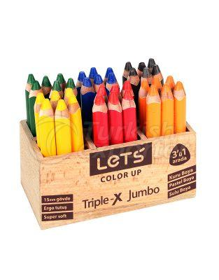 Coloured Pencils Lets L-4536
