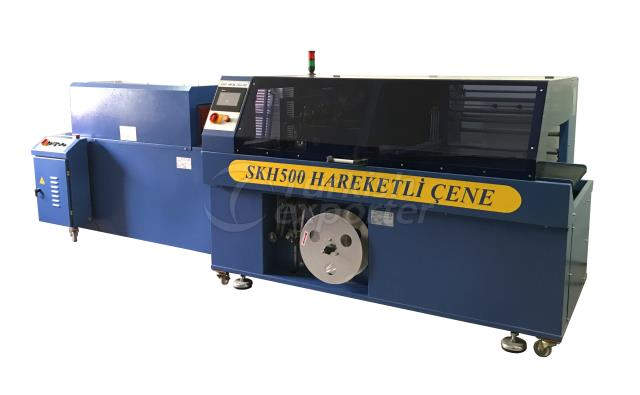 Continuous Motion Shrink Machine